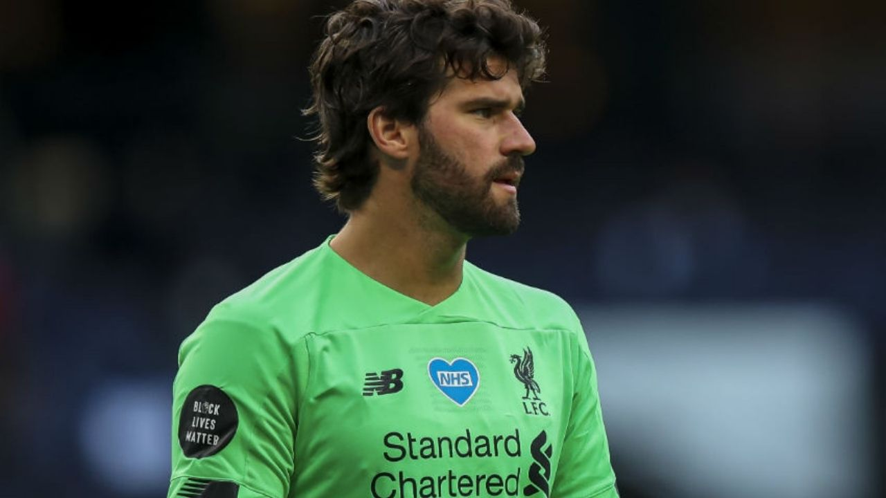 WATCH: Alisson Becker's Brain Fade Costs Liverpool Tie Against Leicester City