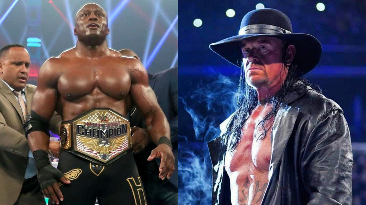 Bobby Lashley says he agrees with the Undertaker's controversial comment on WWE locker room