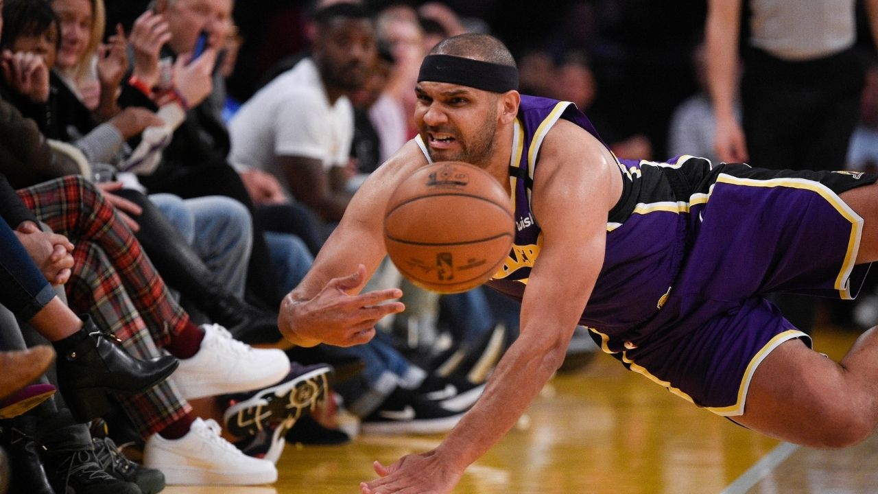 """""""Who even is this Jared Dudley?!"""": Twitter reacts to Lakers forward's comments on Paul George in his book 'Inside the NBA Bubble'"""