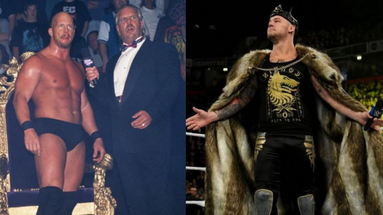 WWE Hall of Famer claims Baron Corbin is a better King of the Ring than Stone Cold