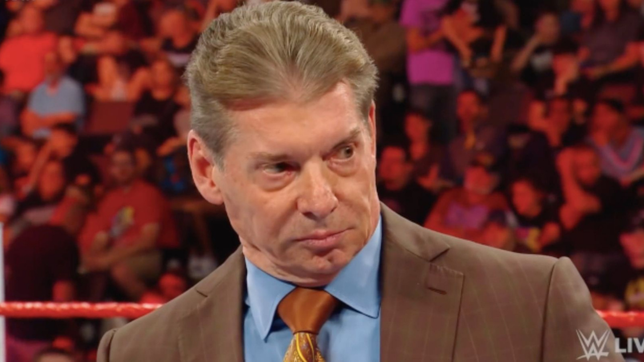 WWE Chairman Vince McMahon criticized Champion on RAW for being goofy