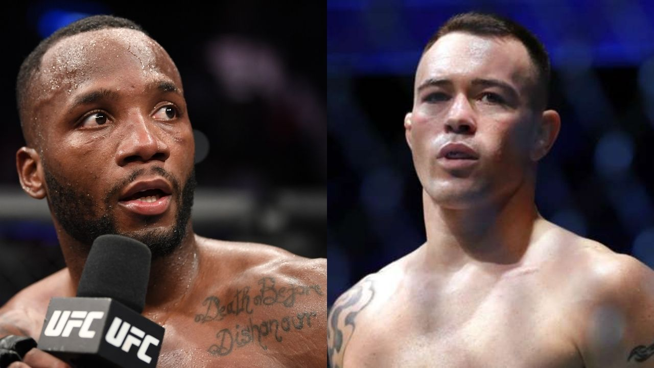 """'Colby Covington makes excuses as to why he doesn't want to fight': Leon Edwards reacts To Colby Covington's """"Charity"""" remark"""