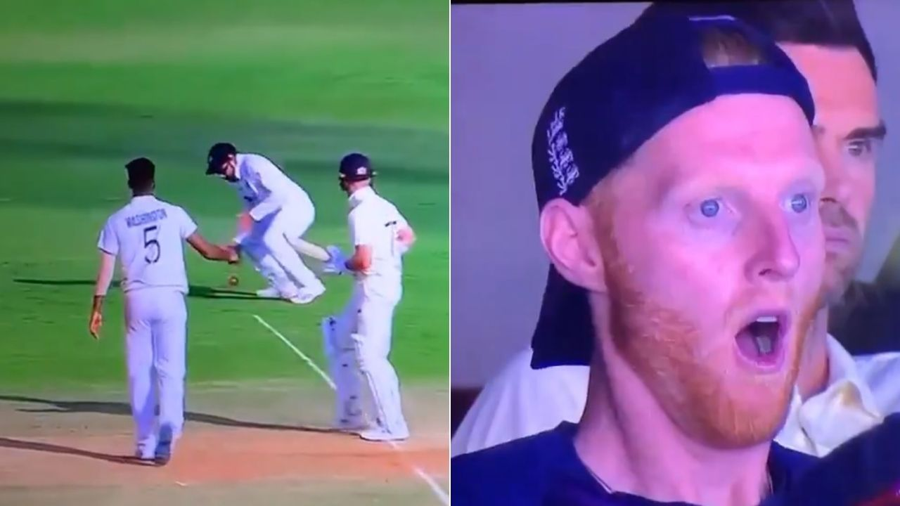 Rohit Sharma dropped catch: Watch Ben Stokes left shocked as Rohit drops sitter in Chennai Test