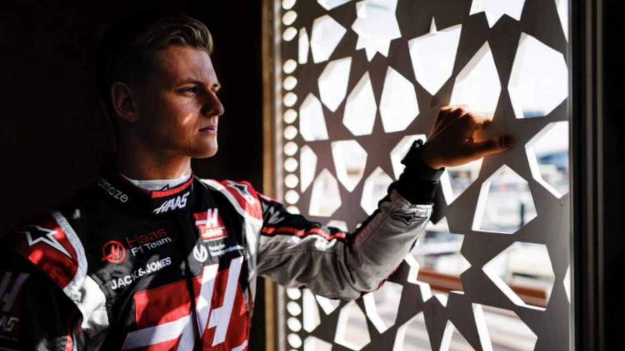 """""""These are private matters""""- Mick Schumacher snubs questions on father Michael Schumacher"""