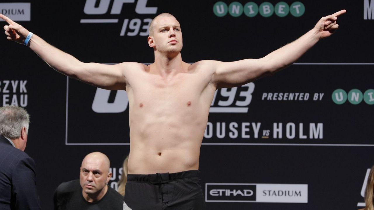 'I realize that it's time to hang up the gloves for good': Dutch UFC Fighter Stefan Struve Announces Retirement At Age 32