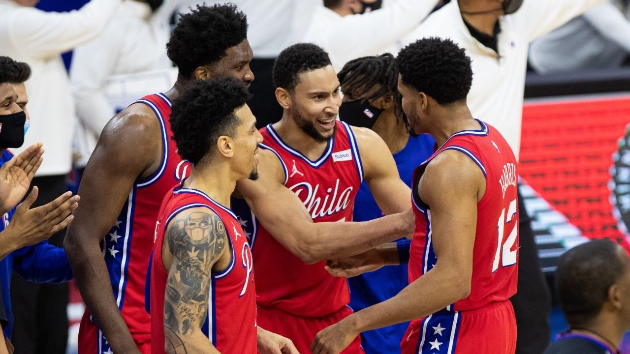 """""""That s**t p***es me off"""": Tobias Harris on how NBA fans don't recognize him as a member of a Big 3 for the Sixers along with Ben Simmons and Joel Embiid"""