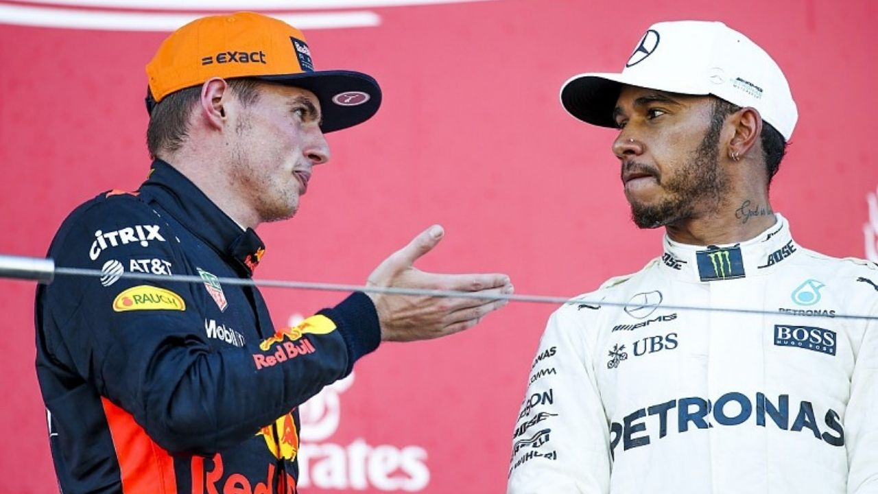 """""""The only one who can come close is Max Verstappen""""- Nico Rosberg on undisputed Lewis Hamilton"""
