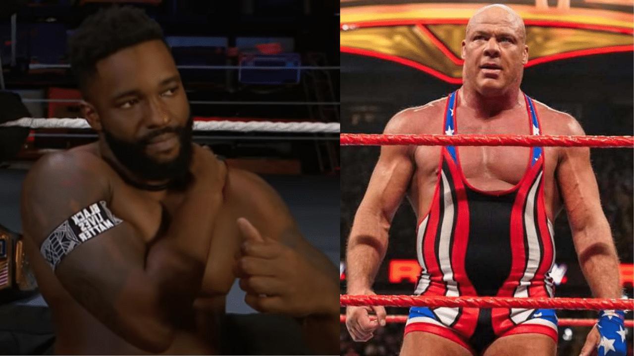 Kurt Angle reveals why WWE punished Cedric Alexander