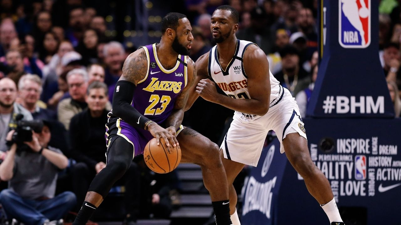 """""""Brooklyn finally add some frontcourt depth"""": Nets bolster roster by adding Noah Vonleh to aid Kyrie Irving, Kevin Durant and James Harden on defense"""