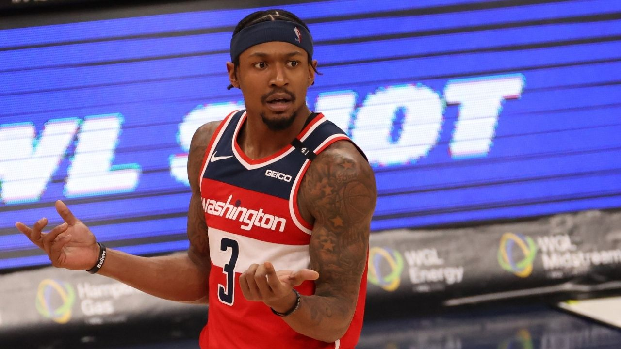 Is Bradley Beal playing tonight vs Knicks? Wizards release injury list ahead of game against Julius Randle and co?