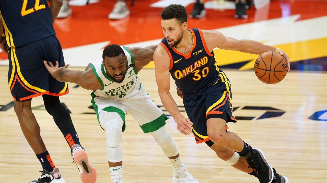 'I can watch Steph Curry play everyday': Miami Heat legend Dwyane Wade praises Warriors star's game despite loss to Jayson Tatum's Celtics