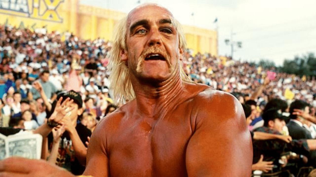 Jim Cornette reveals why Hulk Hogan had a black eye at Wrestlemania IX