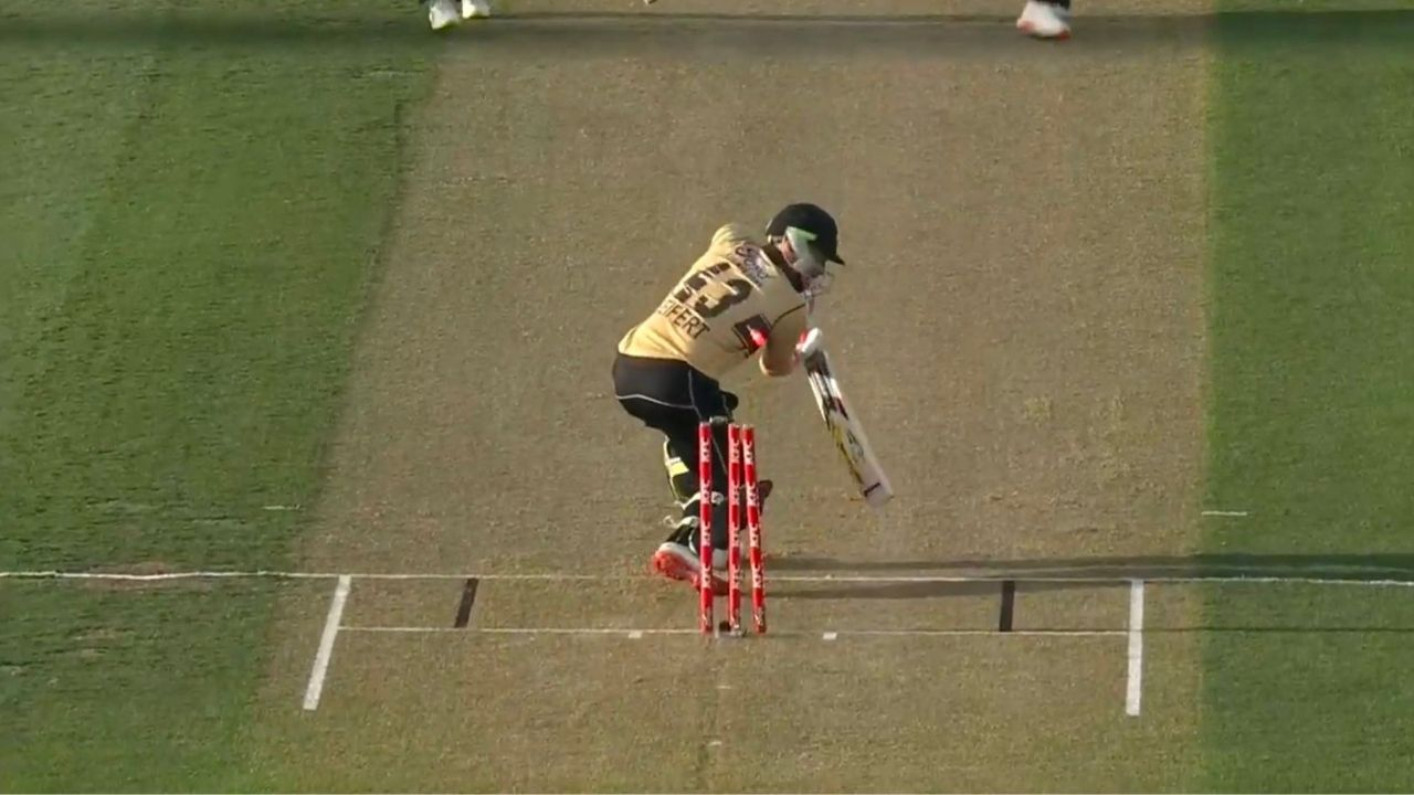 """""""What a delivery"""": Punjab Kings' fans rejoice as Jhye Richardson bowls unplayable yorker to Tim Seifert in 1st T20I"""