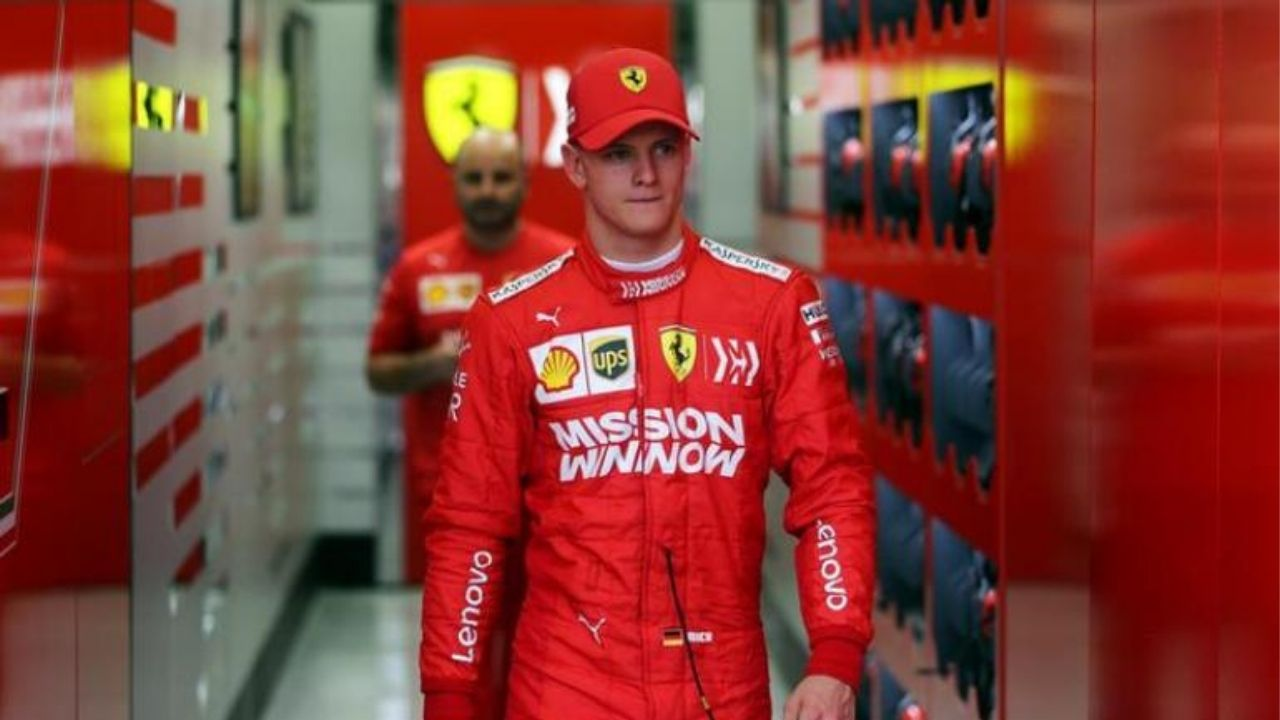 """""""It would be a dream""""- Mick Schumacher on extending his father's Ferrari legacy"""
