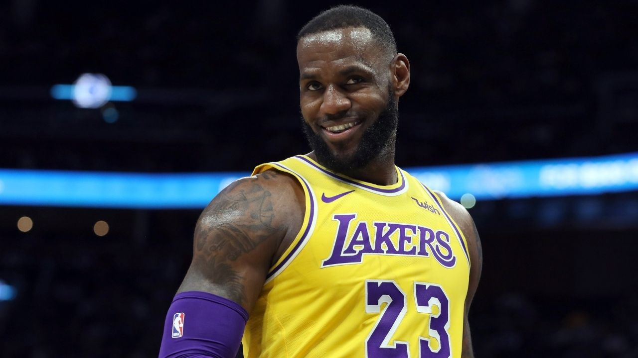 """""""F**k you LeBron James, you're a b***h"""": Juliana Carlos, the Courtside Karen who confronted the Lakers star, goes public with her version of the incident"""