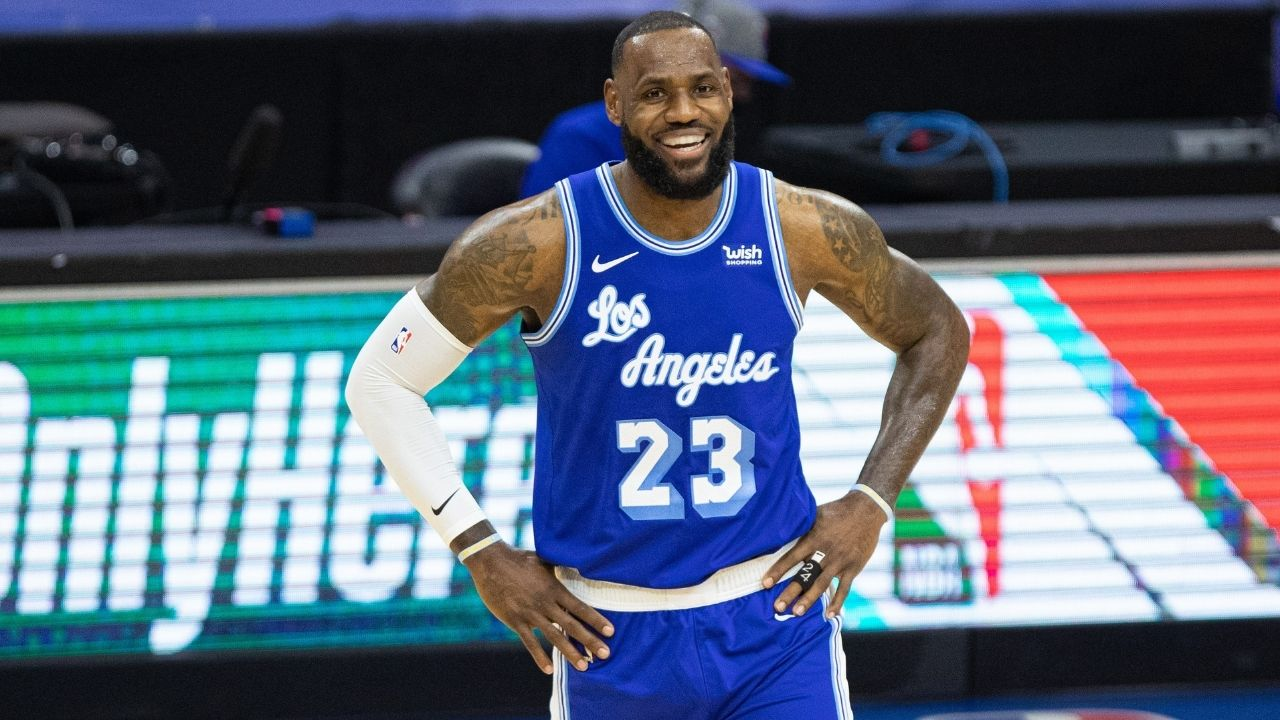 'It's very humbling': LeBron James' gracious reaction to surpassing Lakers legend Wilt Chamberlain in all time field goals made