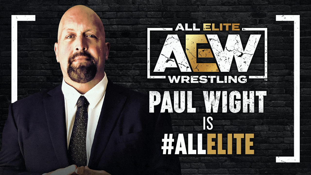 Paul Wight is All Elite Former WWE Star Big Show joins AEW