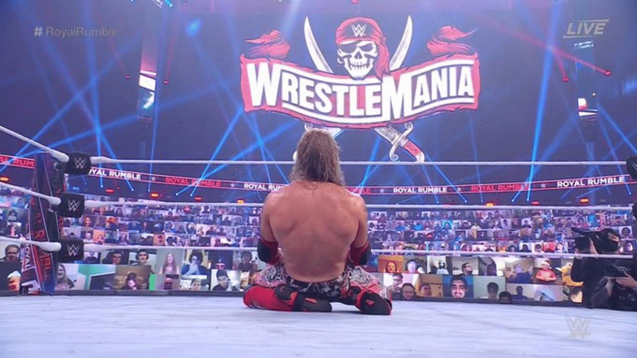 Edge earns Wrestlemania spot with historic win at WWE Royal Rumble 2021