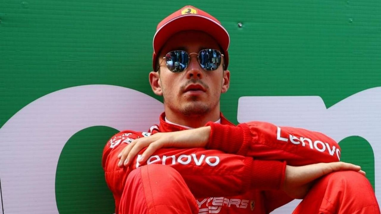 """I am who I am""- Charles Leclerc doesn't see need to change for market desirability"