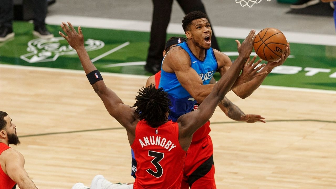 'It's not the end of the world': Bucks' Giannis Antetokounmpo opens up about his frustrations on the team's five-game losing streak