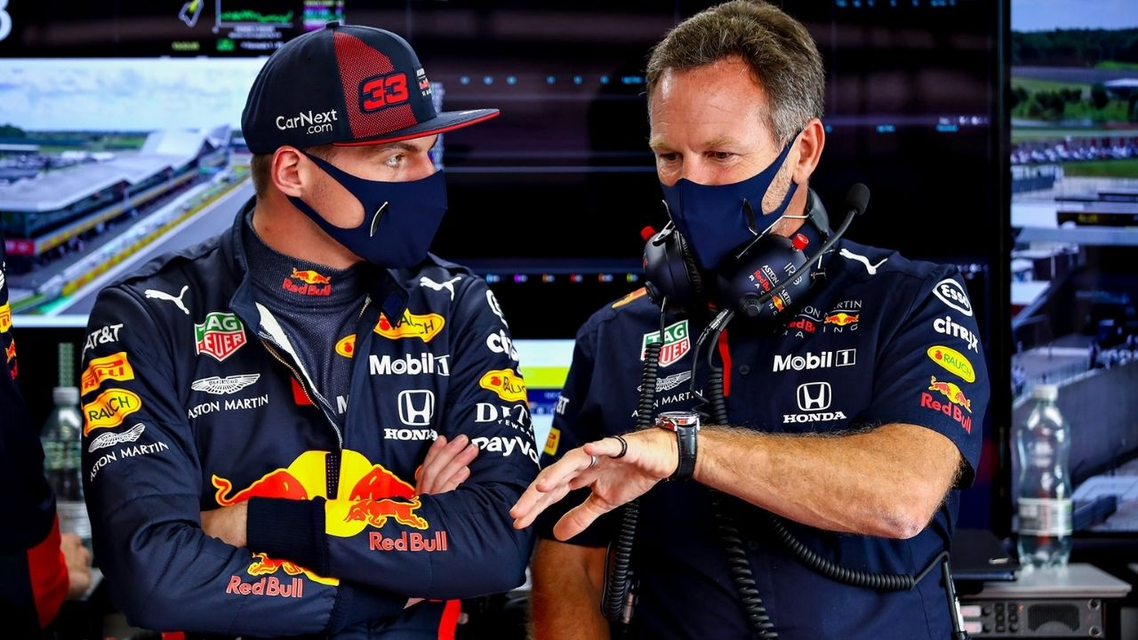 """""""Not really paying a great deal of attention""""- Red Bull on Max Verstappen to Mercedes"""
