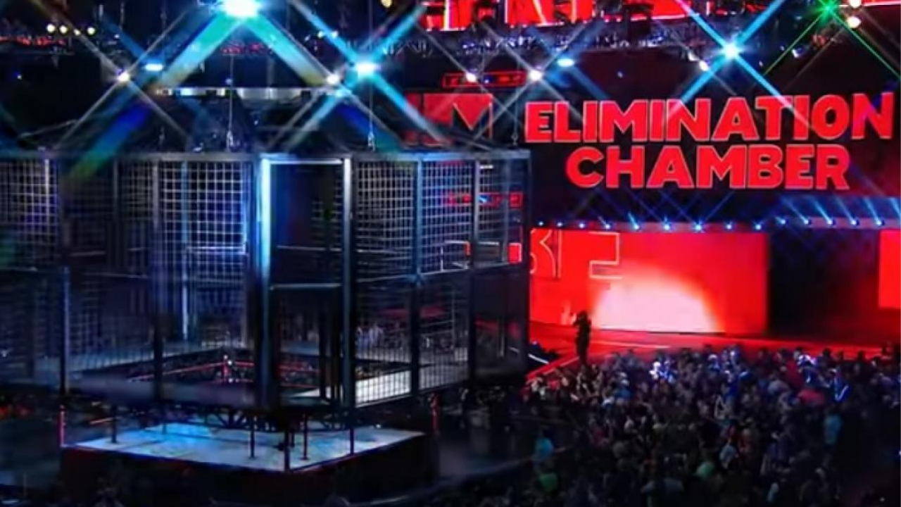 WWE planning two men's Elimination Chamber and no women's matches