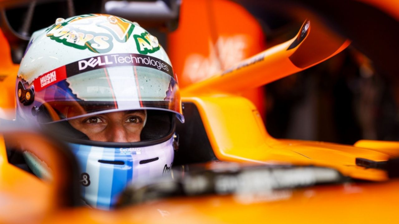 """""""I do fit""""- Daniel Ricciardo's F1 seat woes are behind him at McLaren"""