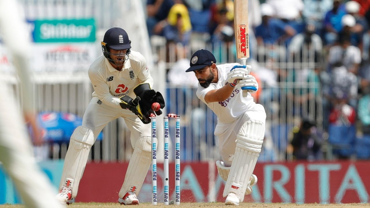 Virat Kohli wicket today: Watch Kohli left bamboozled by Moeen Ali delivery in Chennai Test