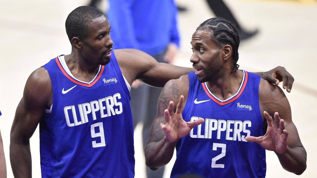 """Kawhi Leonard is a better leader now than when he was in Toronto"": Serge Ibaka explains how the 2-time Finals MVP has become more vocal with the Clippers"