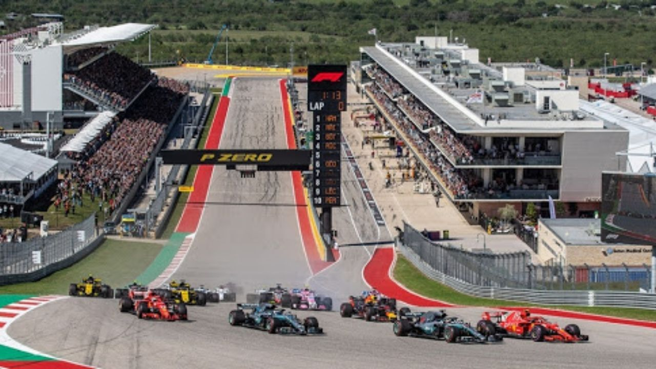 """""""America is a work in progress""""- F1 CEO names 3 cities while discussing expansion in USA"""