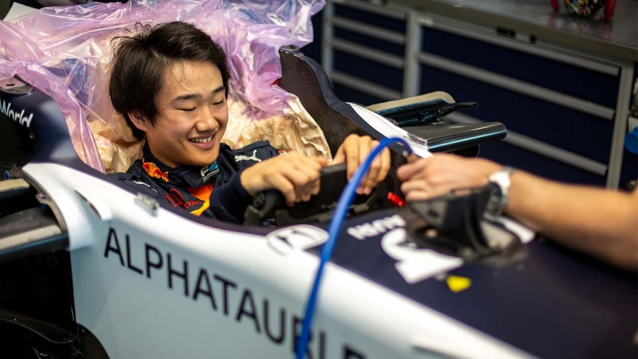 """""""You can't prepare a driver in a day-and-a-half""""- Franz Tost on Yuki Tsunoda"""