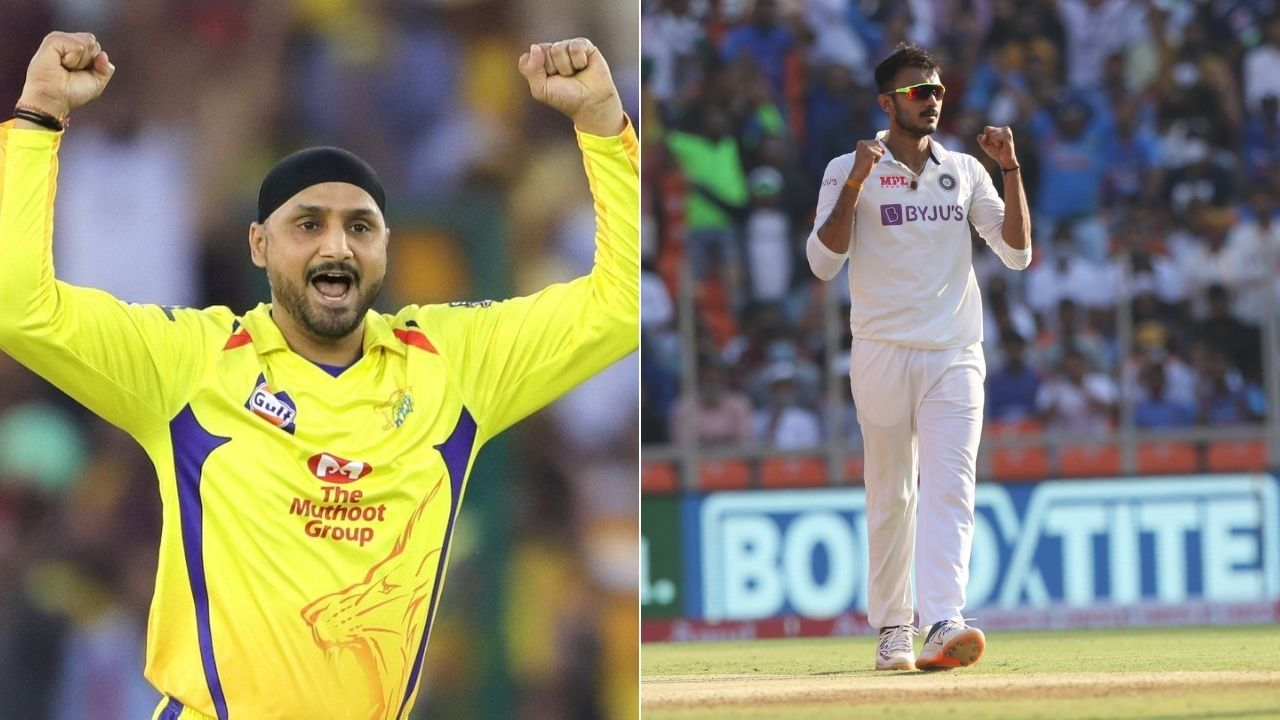 """What a performance"": Harbhajan Singh lauds Axar Patel for picking 6-wicket haul in Ahmedabad Test vs England"