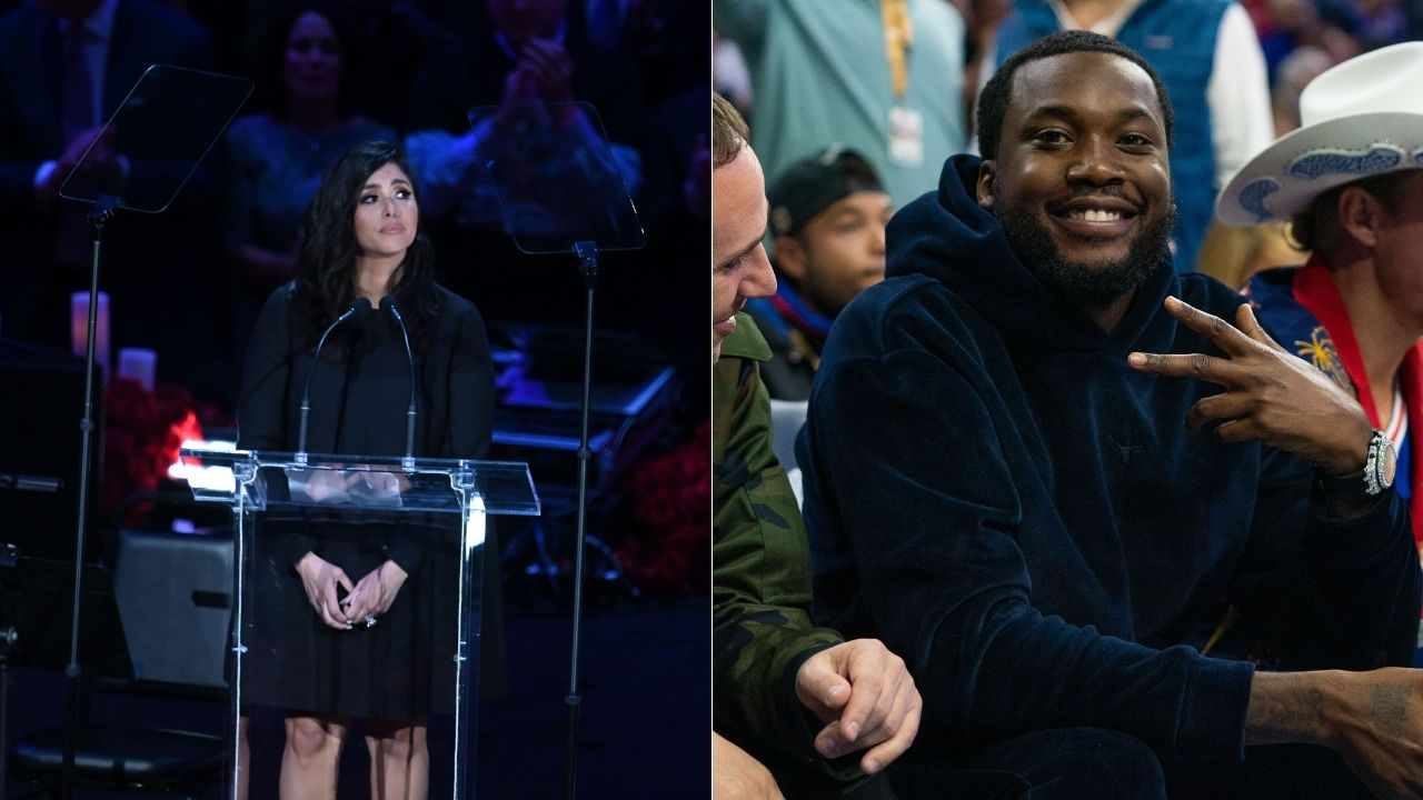 """""""Nothing was directed at her"""": Meek Mill has apologized to Vanessa Bryant in private for quoting Kobe Bryant on 'Don't Worry (RIP Kobe)'"""