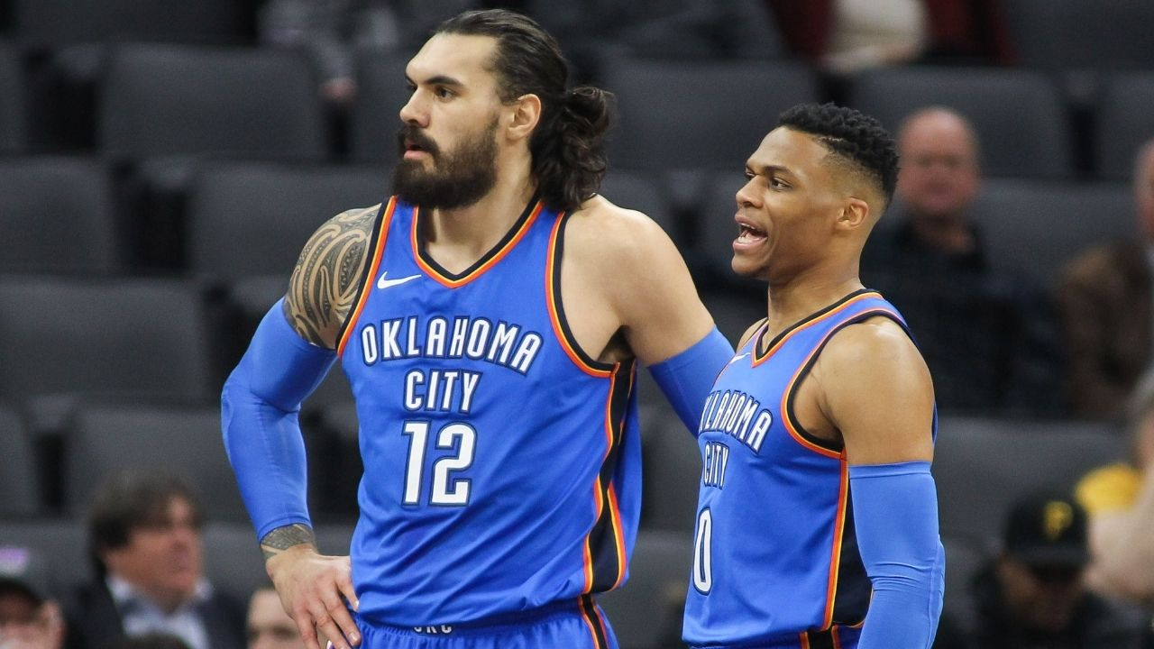 """""""Kevin Durant and Russell Westbrook would argue like crazy"""": Steven Adams gives an inside scoop of the competitive nature of the OKC Thunder on JJ Redick Podcast"""
