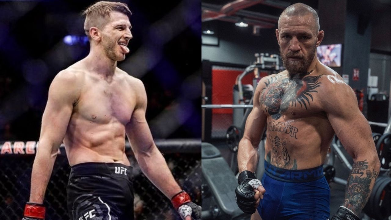 """""""I feel like that's a conversation"""": Dan Hooker On Potentially Facing Conor McGregor"""