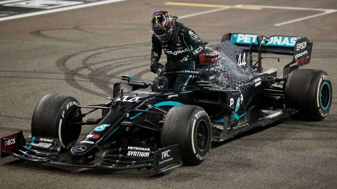 """""""Hamilton didn't get everything he wanted""""- Former F1 driver"""