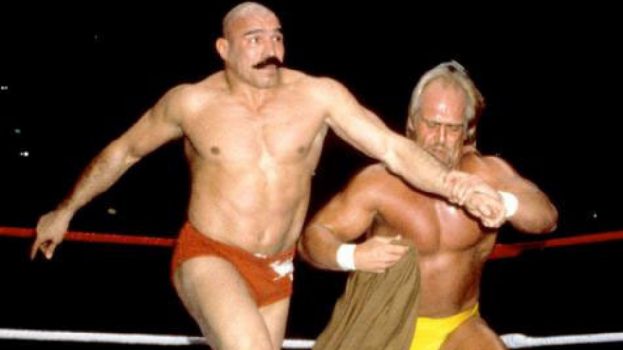 Iron Sheik reportedly lied about famous Hulk Hogan tale for over three decades