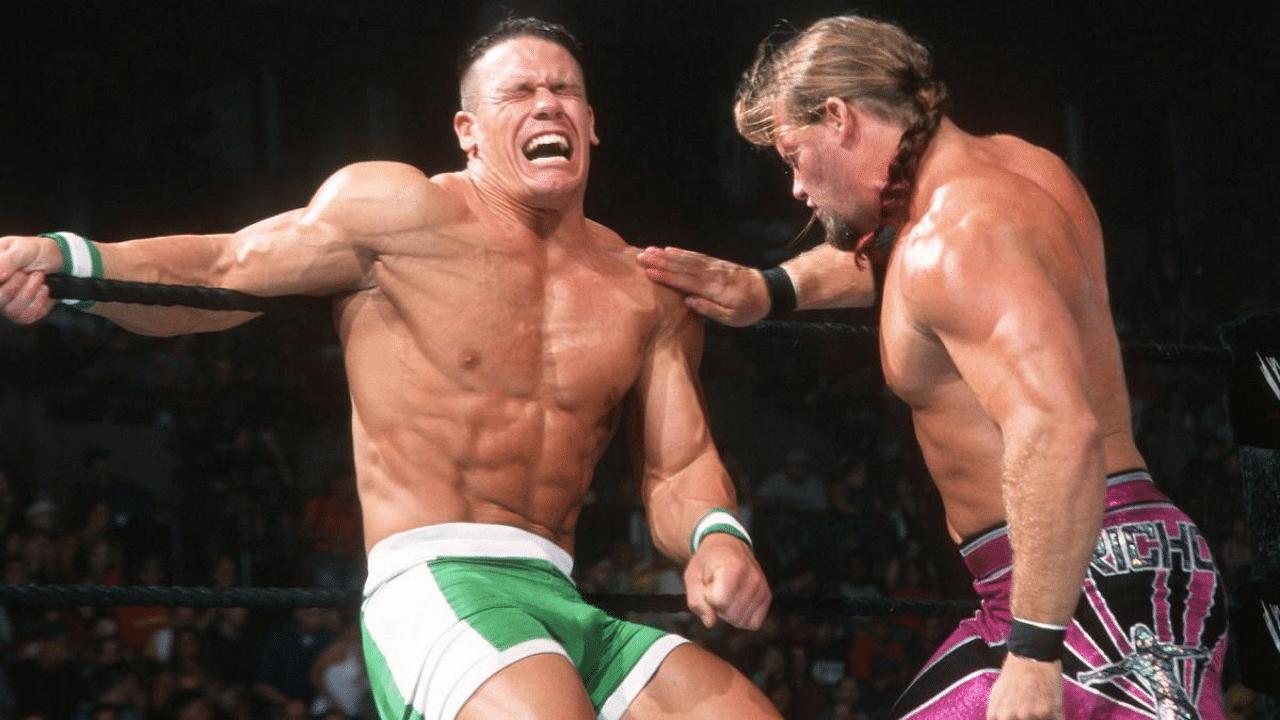WWE Hall of Famer recalls calling John Cena a Jobber