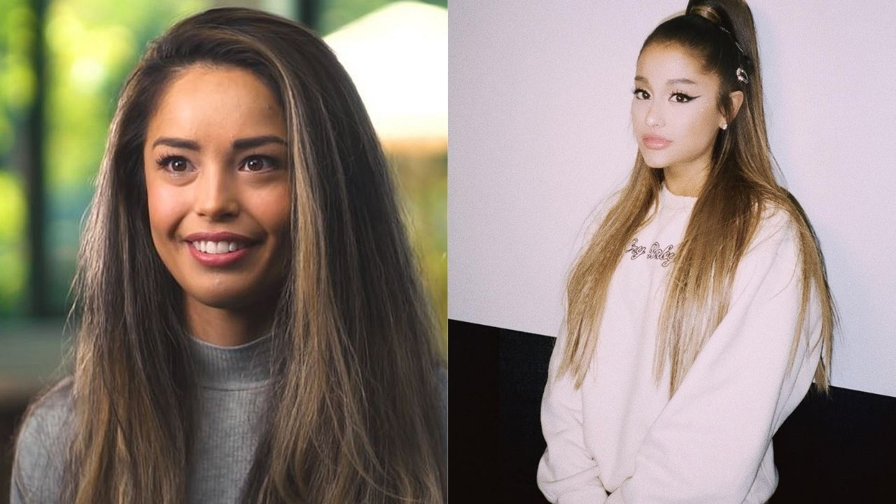 """""""She's out of my league"""": Valkyrae talks about streaming Among us with Ariana Grande"""