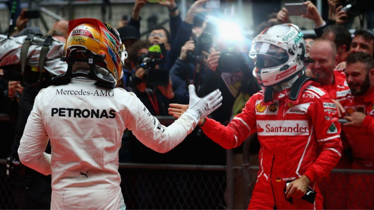 """I had negotiated with Sebastian""- Sebastian Vettel and Lewis Hamilton could have been teammates"