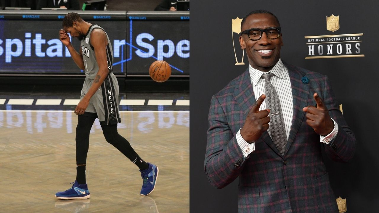 'I was hating on Kevin Durant as a Lakers fan?': Shannon Sharpe slams Nets' defense for loss to Russell Westbrook and Bradley Beal's Wizards