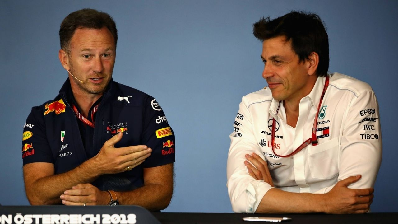 """""""We've demonstrated that you can beat them""""- Christian Horner on Mercedes"""