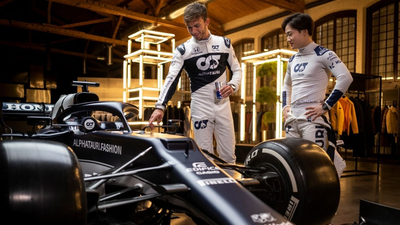 """""""I'm excited to learn everything I can from him""""- Yuki Tsunoda finds a mentor in Pierre Gasly"""
