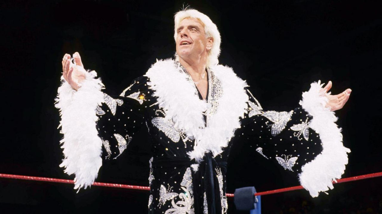 WWE Hall of Famer reveals he had heat with Ric Flair