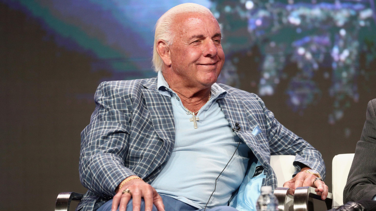 WWE Legend Ric Flair discusses greatest female wrestlers of all time