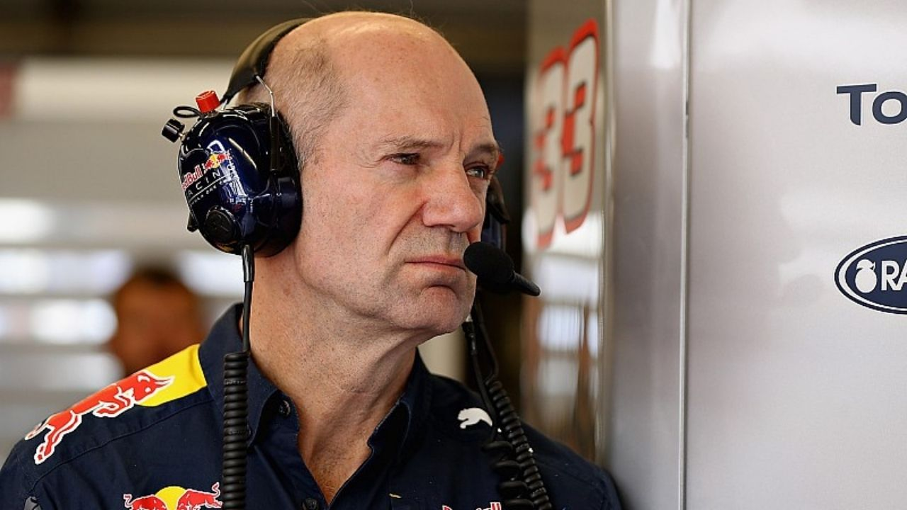 """""""I saw Red Bull as a startup team""""- Adrian Newey on what made Red Bull different from Williams and McLaren"""