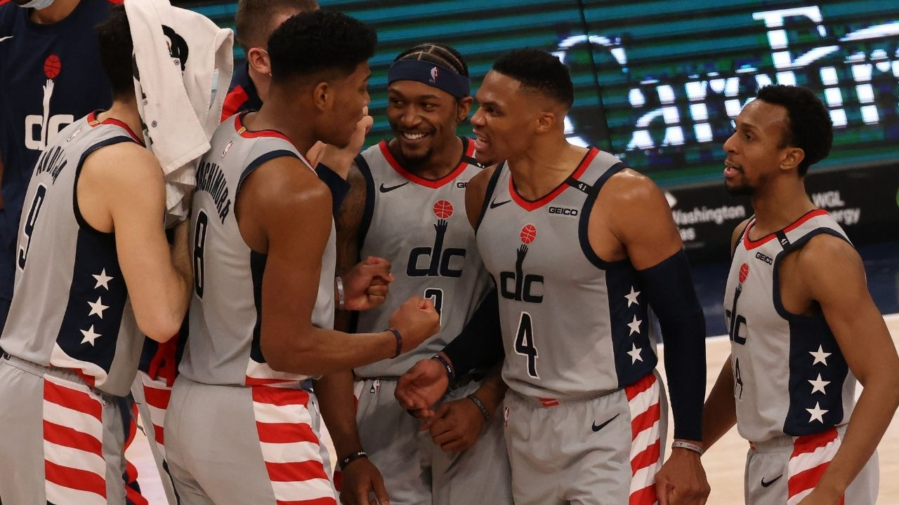 'Gravity isn't on our side': Bradley Beal makes hilarious comment on Wizards' poor shooting in blowout loss to Toronto Raptors