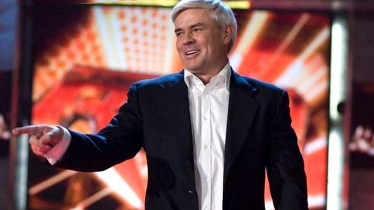 Eric Bischoff explains why things didn't work out for him in the WWE