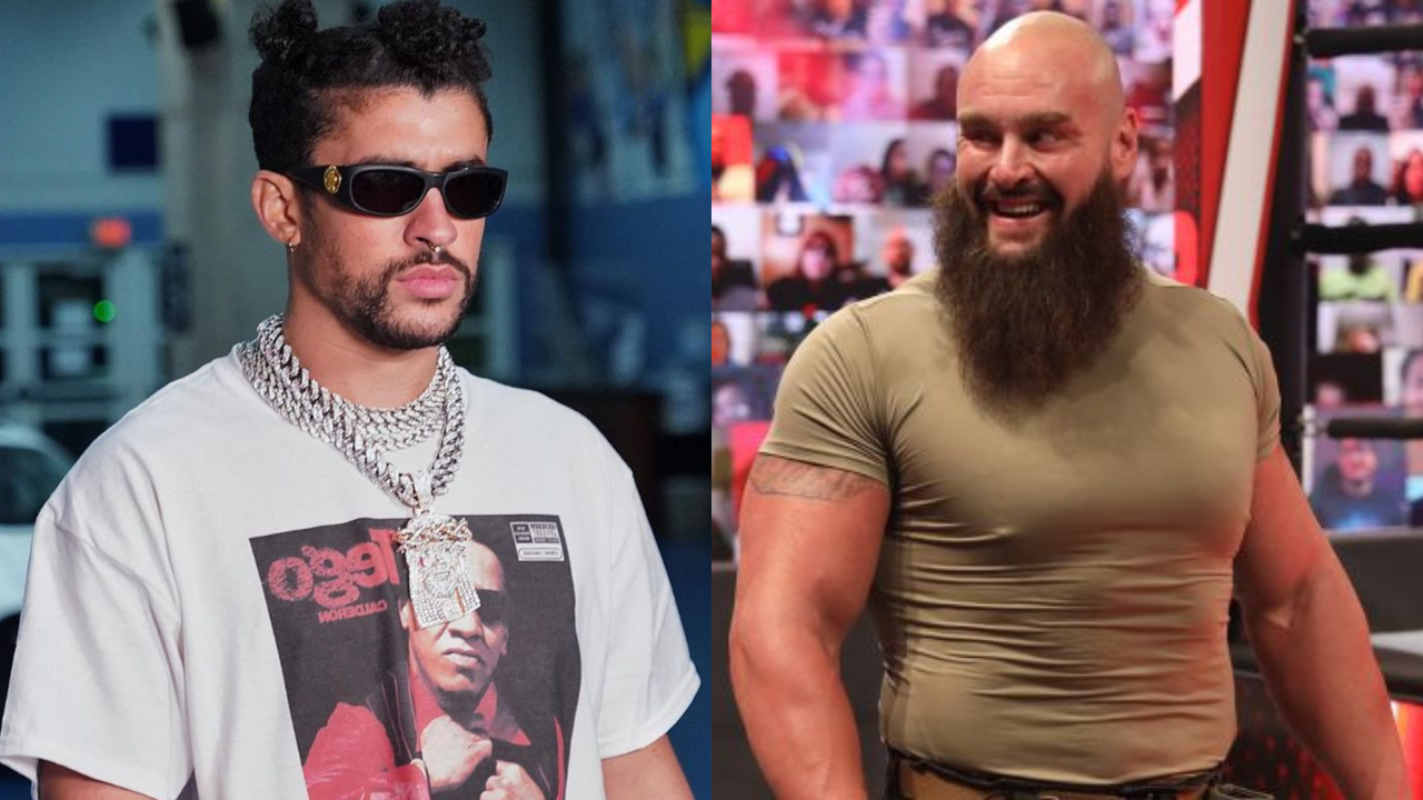 Outraged fans hound Braun Strowman over racist comment on Randy Orton's Bad Bunny Post