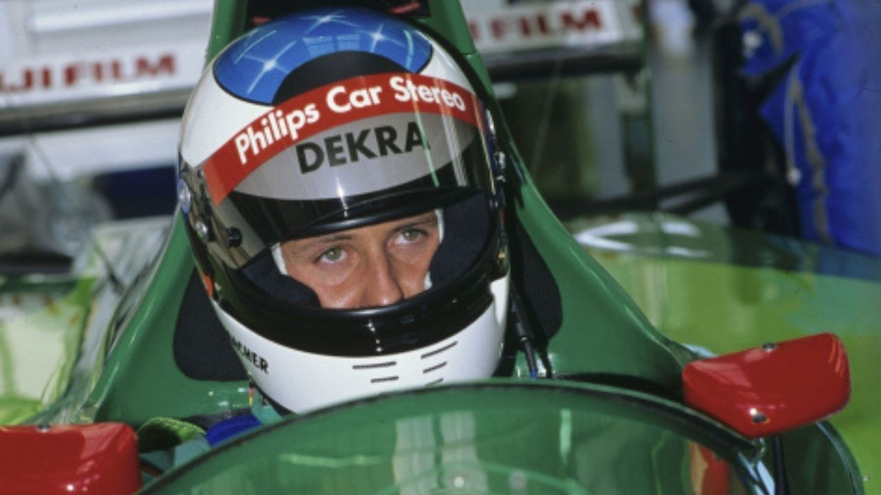 """""""He deceived me""""- Schumacher lied to enter Formula 1 says ex-F1 boss"""